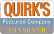 Quirk's Featured Company 2013