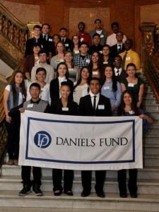 daniels fund scholars