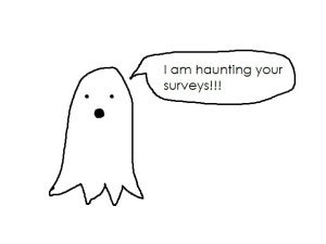 Old Surveys Ghost