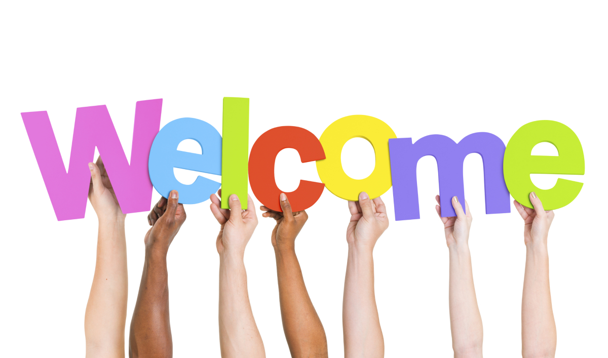 Welcome Image