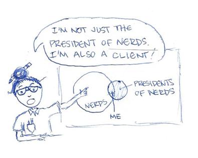 President of Nerds